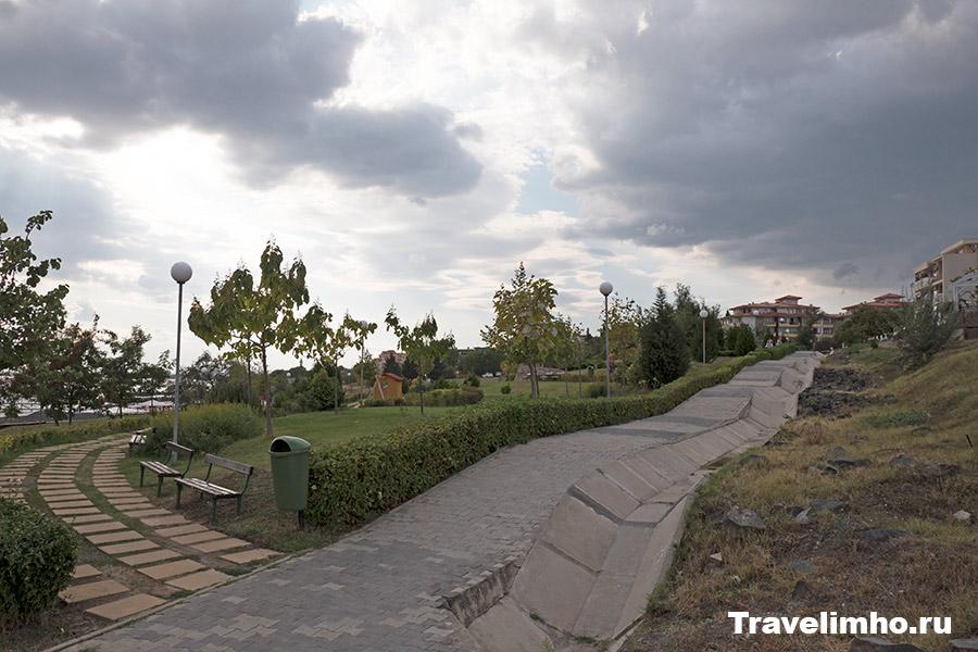 yuzhnyi park