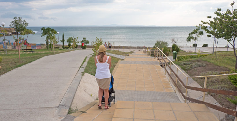 Равда — тихий курорт рядом с Несебром