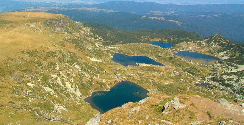 Семь рильских озер — фото отчет о поездке