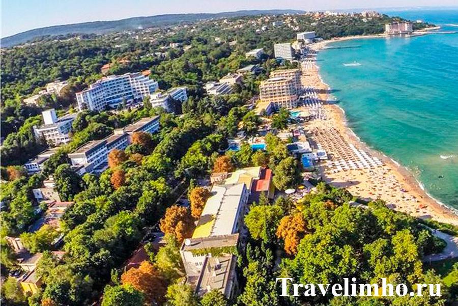 Как добраться на автомобиле в Болгарию?