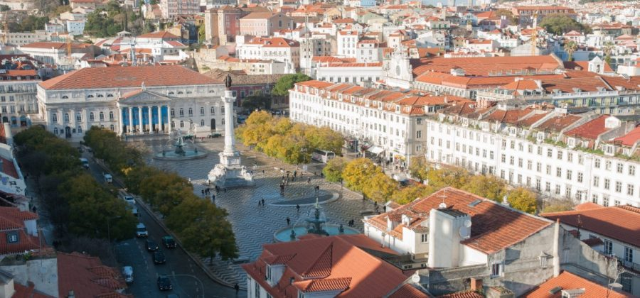 Район Байша — сердце Лиссабона
