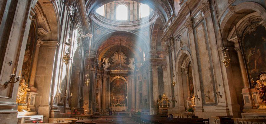 Базилика да Эштрела — самая красивая церковь в Лиссабоне