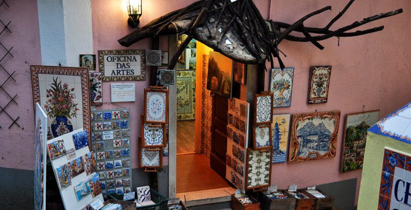 Шоппинг в Португалии — наши покупки