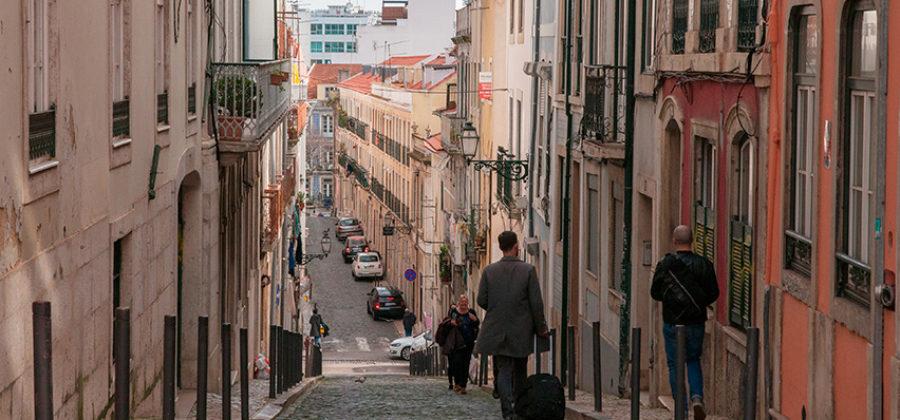 Апартаменты в Лиссабоне в центре — наша квартира за 50 евро