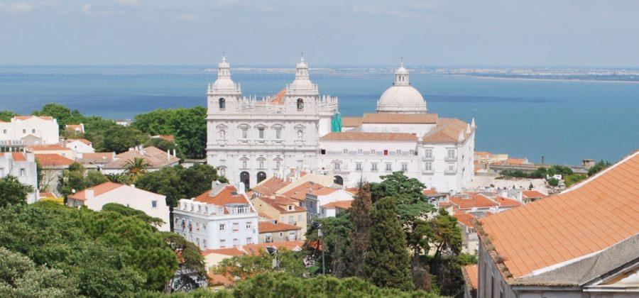 Монастырь Сан-Висенте-де-Фора в Лиссабоне — посещать стоит