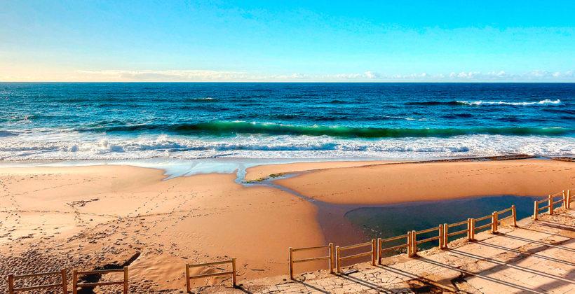 Пляжи Синтры и парка Кашкайш — фото и отзыв