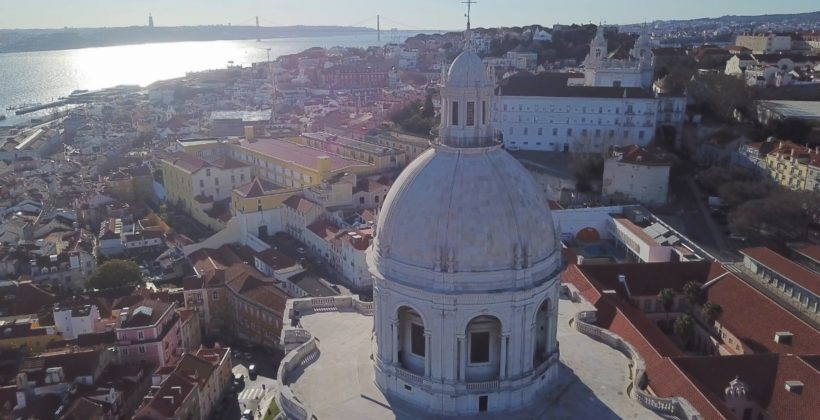 Пантеон в Лиссабоне — заглянуть или пройти мимо