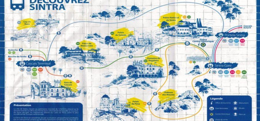 Транспорт в Синтре — автобусы , трамвай и ж/д